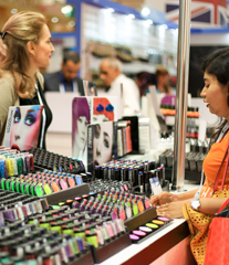 Beautyworld Middle East 2016-Make-Up Selection