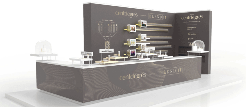 New feature at Beautyworld Middle East Offers Trade Buyers Fully Immersive Fragrance Experience