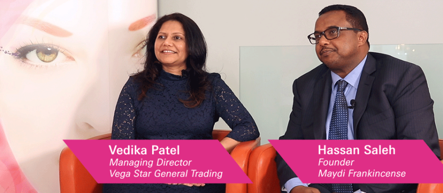 Interview with Vedika Patel of Vega Star General Trading and Hassan Saleh of Maydi Frankincense