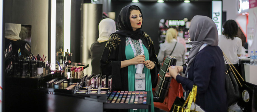 Trends and Developments in MEA's Women's Cosmetics Market