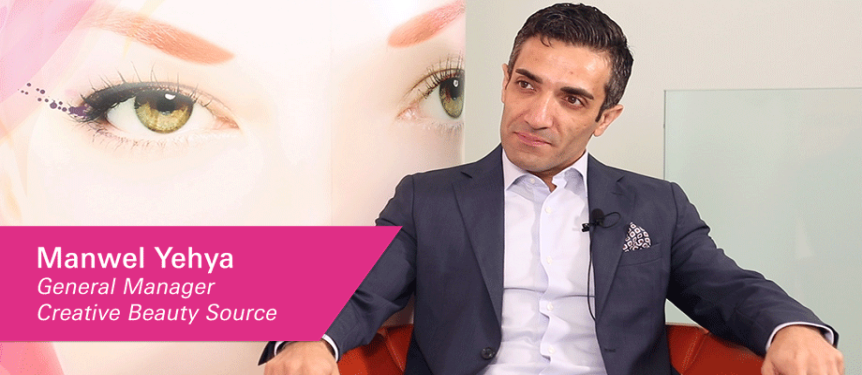 Looking Back: Interview with Manwel Yehya, General Manager of Creative Beauty Source