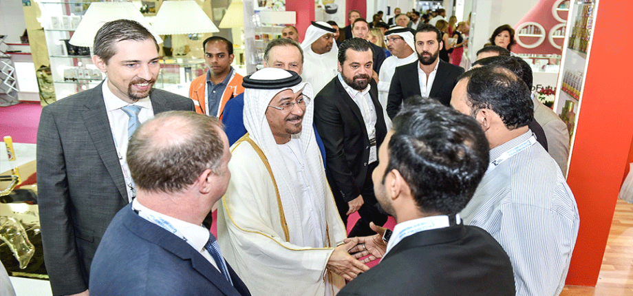 Beautyworld Middle East 2018 Opens in Dubai Featuring 1,736 Exhibitors from 62 Countries