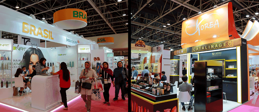 Brazilian and Korean Beauty Majors Among Impressive International Turnout at Beautyworld Middle East