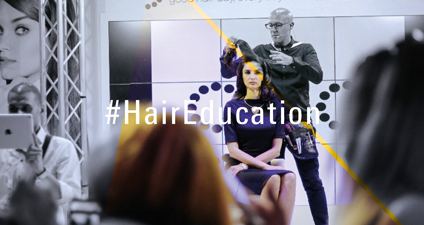 Beautyworld Middle East-Hair Education